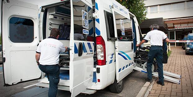 Tests Psychotechniques pour Ambulaciers pour le transport sanitaire.