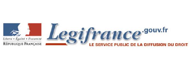 legifrance.fr
